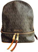 MICHAEL Michael Kors Leather Backpack