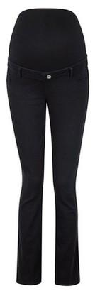 Dorothy Perkins Womens **Maternity Black 'Ellis' The Classic Slim Fit Jeans, Black