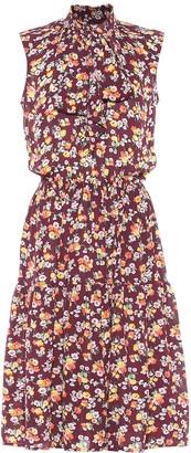 Polo Ralph Lauren Floral silk dress