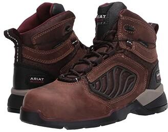Ariat Rebar Flex 6 Carbon Toe (Autumn Tan) Women's Work Boots