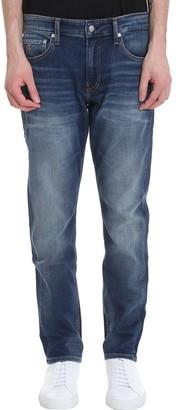 Calvin Klein Jeans Jeans In Blue Denim