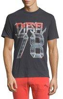 """Diesel 78"""" Short-Sleeve Graphic Tee"""