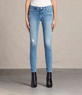 Allsaints Mast Destroys Jeans