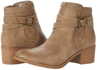 Mia Bellah (Little Kid/Big Kid) (Taupe) Girl's Shoes