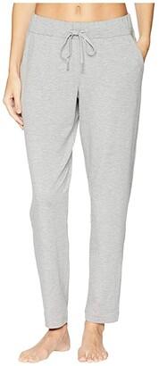 Hanro Balance Long Pants (Balance Melange) Women's Pajama