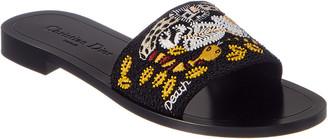 Christian Dior Motherpeace Tarot Death Sandal