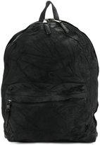 Giorgio Brato worn effect backpack
