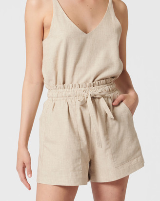 MVN - Women's High-Waisted - St Martins Shorts - Size One Size, 6 at The Iconic