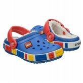 Crocs Kids' Crocband Mammoth Lego Clog