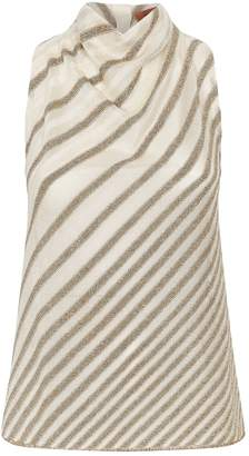 Missoni Cowl-Neck Top
