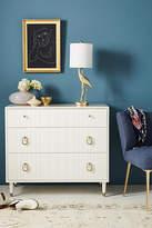 Anthropologie Marcelle Three-Drawer Dresser
