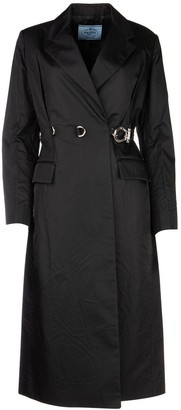 Prada Belted Raincoat