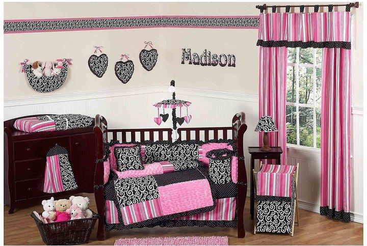JoJo Designs Madison 9 pc crib set
