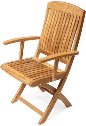 Arb Teak And Specialties Colorado Folding Armchair