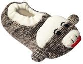 Muk Luks Sock Monkey Slipper (Baby & Toddler)