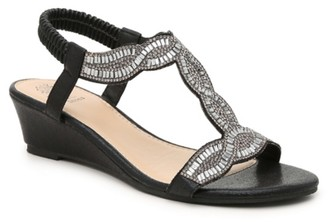 GC Shoes Betti Wedge Sandal
