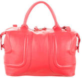 See by Chloe Pebbled & Grained Leather Satchel