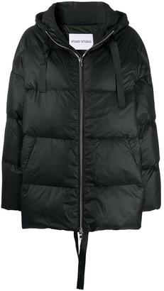Stand Studio Oversized Padded Puffer Coat