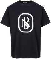 Neil Barrett New Logo Print T-shirt