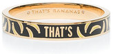Kate Spade Thats bananas idiom bangle