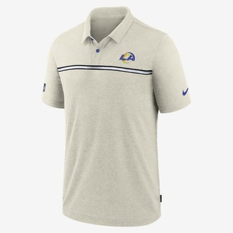 Nike Men's Polo Dri-FIT (NFL Los Angeles Chargers)