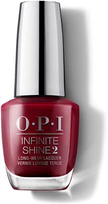 OPI Infinite Shine Gel Effect Nail Lacquer 15Ml Bogota Blackberry