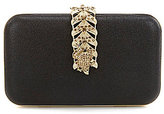 Kate Landry Jeweled Frog Clutch