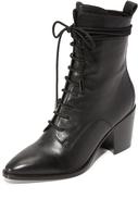 Sigerson Morrison Duran Lace Up Boots