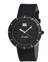 Simplify The 1300 Collection 1303 Men's Watch