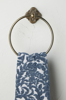 Anthropologie Ferriday Towel Ring By in Brown Size M