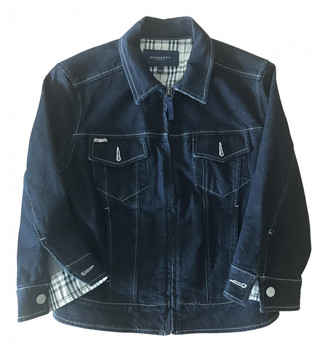 Burberry Black Denim - Jeans Jackets