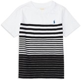 Ralph Lauren Boys' Stripe Tee - Little Kid