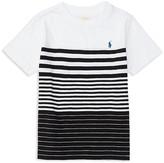 Ralph Lauren Boys' Stripe Tee - Sizes 2-7
