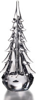 "Simon Pearce Five-Sided Evergreen Glass Tree - 14"""