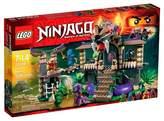 Lego Ninjago Enter the Serpent 70749