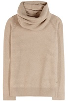 Loro Piana Losanna Cashmere Sweater With Scarf