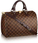 Louis Vuitton Canvas Speedy Bandouliere 30 N41367