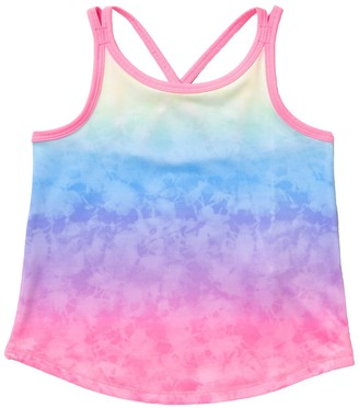 Joe Fresh Ombre Strappy Tank Top (Toddler Girls & Little Girls)