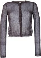 M Missoni knitted cardigan - women - Polyamide - 38