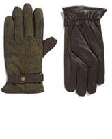 Barbour Acomb Tweed Wool Gloves