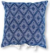 Ara Collective Cardinal Points 18x18 Pillow - Navy Blue