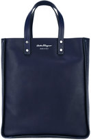 Salvatore Ferragamo shopper tote - men - Calf Leather - One Size