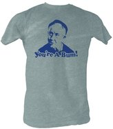 Rocky Youâ€TMRe A Bum Mens T-Shirt In