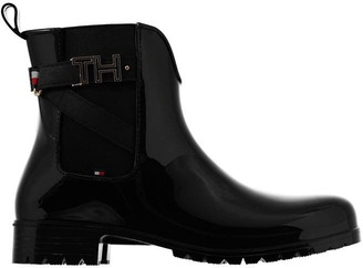 Tommy Hilfiger Wellington Boots