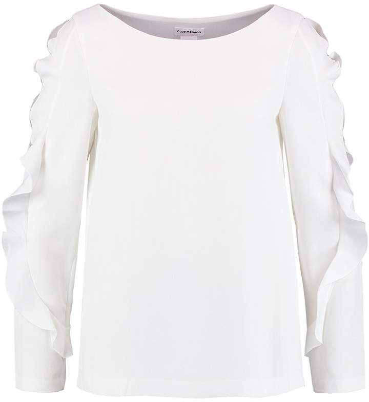 Club Monaco BELISE Blouse blanc