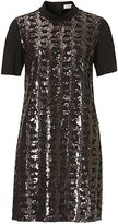 Vera Mont Embellished jersey dress