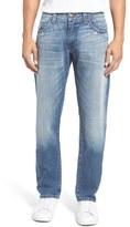Fidelity Denim Jimmy Slim Straight Leg Jeans (Trick Vintage)