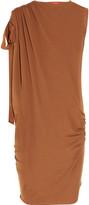 Lanvin Fine-knit cashmere dress