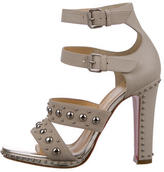 Christian Louboutin Studded DecoDame Sandals