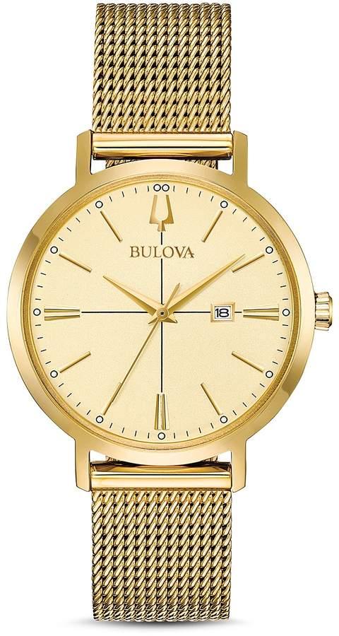 Bulova AeroJet Watch, 35mm
